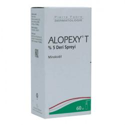 Купить Алопекси 5% флакон 60мл в Екатеринбурге