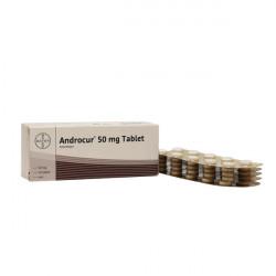 Купить Андрокур таблетки 50мг №50! в Екатеринбурге