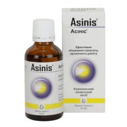 Купить Асинис (Asinis) флакон 50мл в Екатеринбурге
