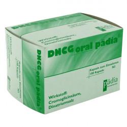 Купить ДНКГ DNCG Oral капсулы 100мг (аналог Кромо-ЦТ, Cromo-CT) №100 в Екатеринбурге