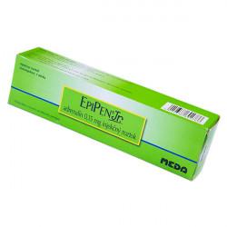 Купить Эпипен Джуниор ( аналог Penepin, Epipen Jr.) 0,15мг шприц-тюбик №1 в Екатеринбурге