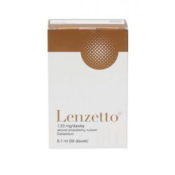 Купить Лензетто (Lenzetto) 1,53 мг трансдермальный спрей 8,1 мл (56 доз) в Екатеринбурге