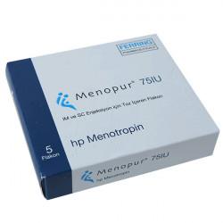 Купить Менопур (Menopur) лиоф. 75МЕ №10 (10шт/уп) в Екатеринбурге