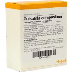 Купить Пульсатилла композитум амп. 10шт в Екатеринбурге