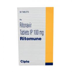 Купить Ритонавир (Ritomune : Ritomax) табл. 100мг №30 в Екатеринбурге